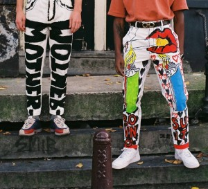 Theo Wesselo x Bonne suits
